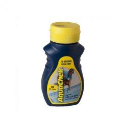 Aquachek 50 db tesztcsík pH Cl