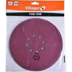 VDS 600 5/1 csiszolópapír kerek 60