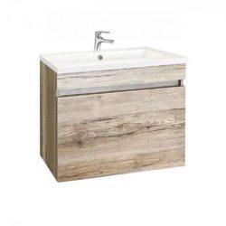Blondie 60 alsó fürdőszoba bútor mosdóval