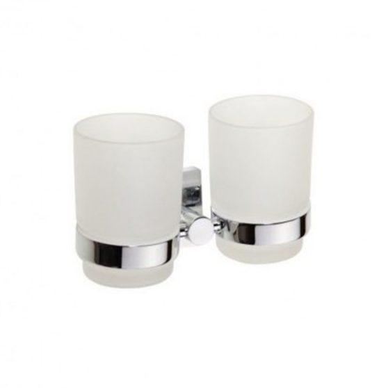BETA dupla pohártartó, tejüveg 132110022