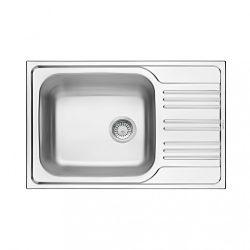 Xylo egy medencés mosogató csepegtetővel