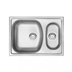 Xylo mosogató egy medencés csepegtetővel